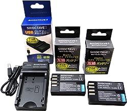 str D-LI109 互換バッテリー[グレードAセル使用]2個と互換急速充電器USBチャージャーLBC-109J のセット ペンタックス K-r K-30 K-50 K-70 K-S1 K-S2 KP カメラ用
