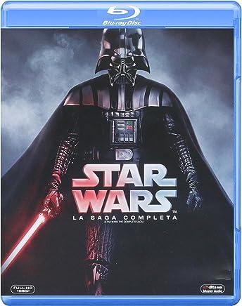 Star Wars: La Saga Completa [Blu-ray]