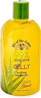 Lily of the Desert Aloe Vera Gelly Bottle, 12 Ounce