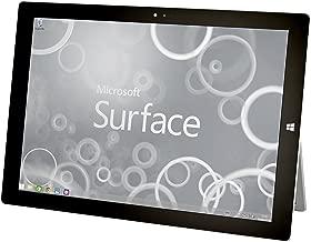 Microsoft Surface Pro 3 Tablet PC - Intel Core i5-4300U 1.9GHz 4GB 128GB SSD Windows 10.1 (Renewed)