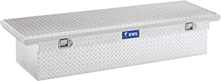 UWS TBS-72-LP Single Lid Low Profile Aluminum Toolbox with Beveled Insulated Lid