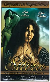 Silvia: Confesiones de Mujeres Latinas (Collección Dorada Vol. 2)