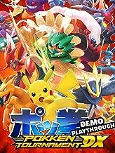 Clip: Pokken Tournament DX Demo Playthrough