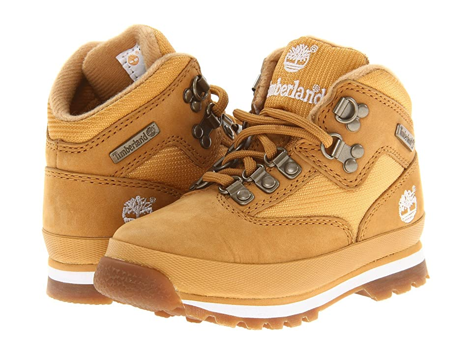 Timberland Kids Euro Hiker (Infant/Toddler) (Wheat/Wheat) Boys Shoes