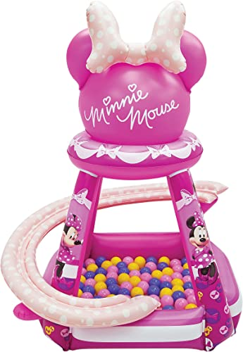 Disney Minnie Mouse Buttons and Bows Playland with 50 Balls by Disney