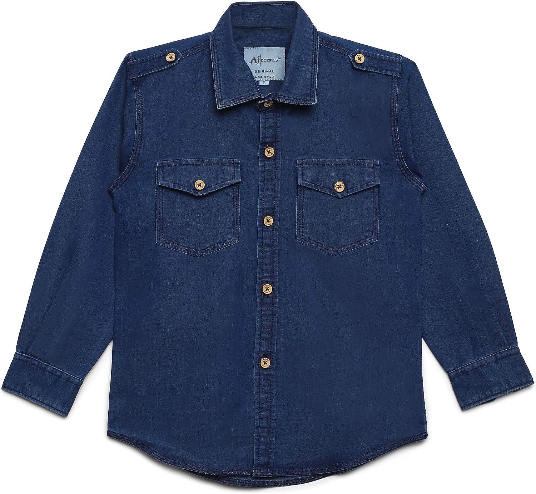 AJ DEZINES Boys' Shirt
