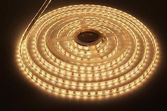 LEDMY DC24V Flexible Led Strip Light, led Tape Lights SMD3528 300LEDs IP68 Waterproof String Light, Strip Lights Used in C...