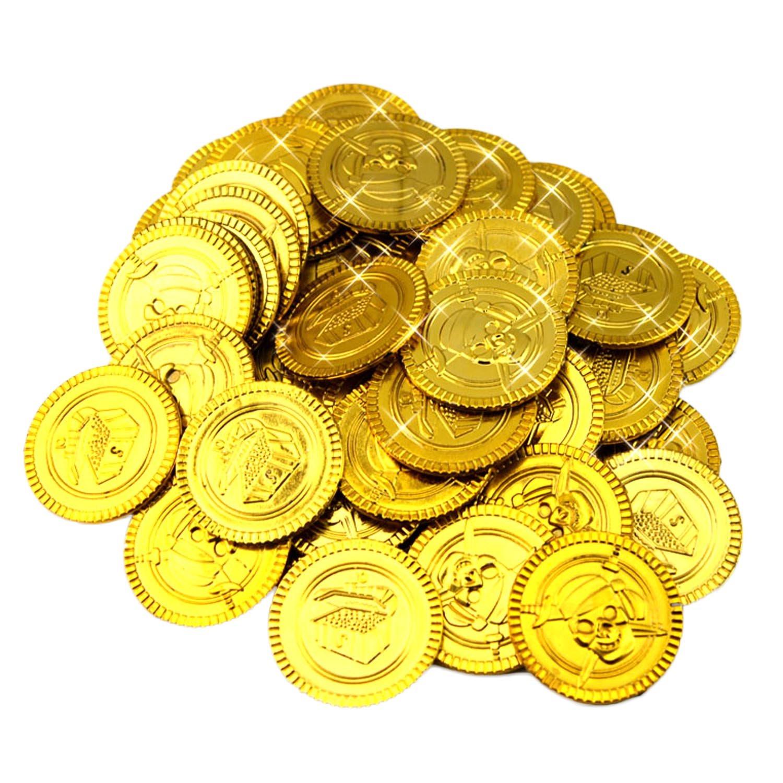 Beetest Monedas de Oro,Monedas,Monedas de Oro 24 kilates,Monedas ...