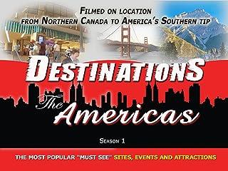 Destinations: The Americas Series