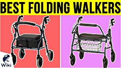 Amazon.com: Drive Medical Deluxe Two Button Folding Walker ...