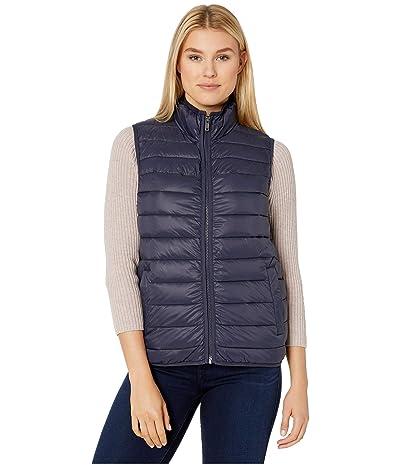 UGG Felton Puffer Vest (Navy) Women