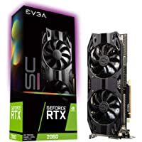 EVGA GeForce RTX 2060 SC Ultra GAMING 6GB Graphics Card