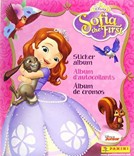 Best sofia the first stickers panini Reviews