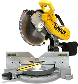 DEWALT DW716R 15 Amp Double-Bevel Compound Miter Saw (Renewed)