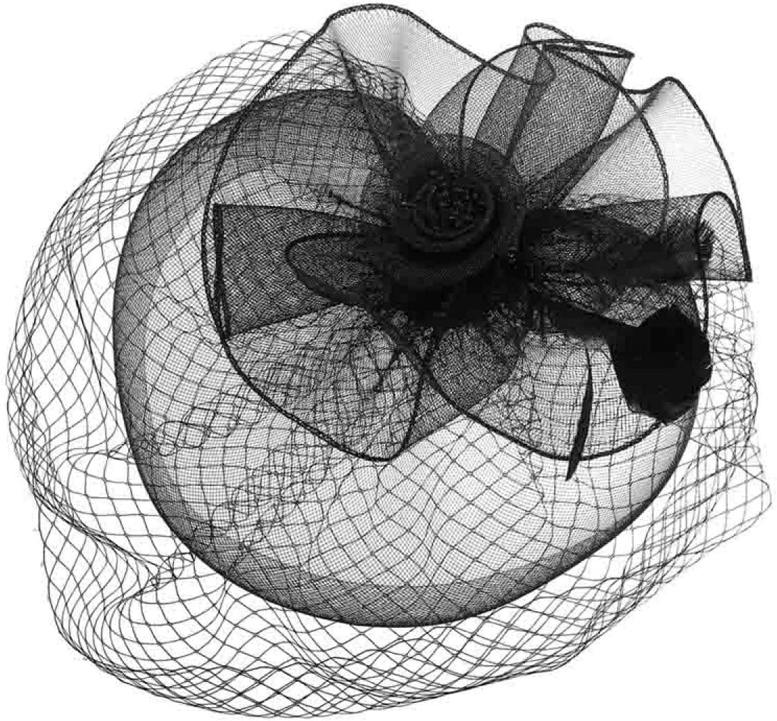 MELLOW SHOP Hat Cap Fedoras Net SEAL limited product Feather Flower Dress Fascinator Special Campaign