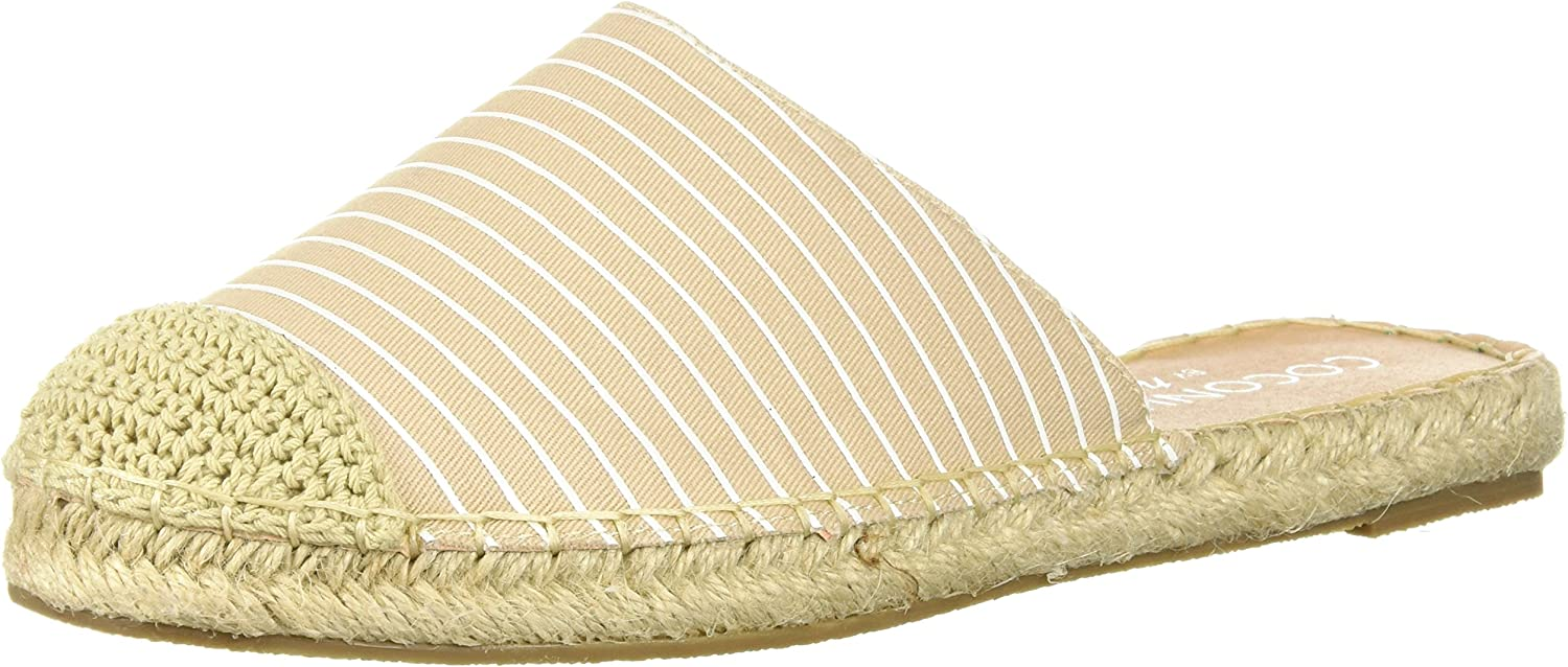 Coconuts By Matisse Womens Marguex Flat Sandal