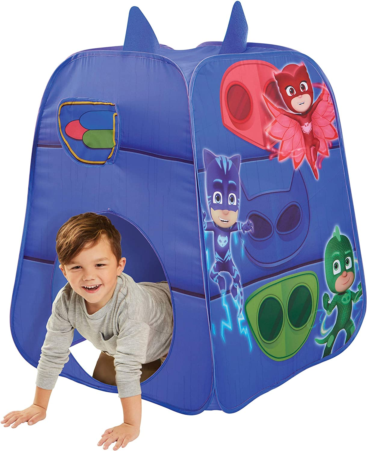PJ Masks Max 48% OFF Kids Pop Up Limited price sale Tent for Children's Playtent Playhouse - In