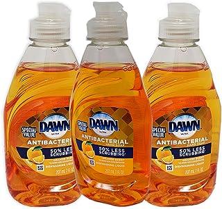 Dawn Ultra Dishwashing Liquid 7oz. (3 Pack) Orange Scent