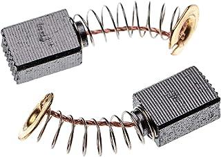 2x Brosse à Charbon Moteur Charbon schleifkohle 6,3*6,3*15,5mm pour électro-Outils