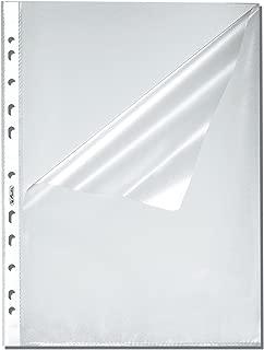 Fundas perforadas Durable 267019 PP, A3, 50 unidades transparente