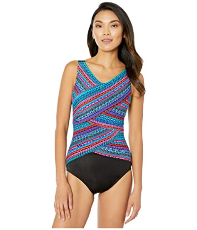 Miraclesuit Carnivale Brio One-Piece (Multi) Women