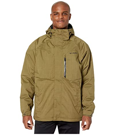 Columbia Alpine Actiontm Jacket (Olive Brown) Men