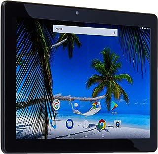 "Multilaser NB253 Tablet M10A, Quad Core, Android 7.0, Dual Cãmera, 10"", Preto"