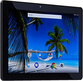 "Multilaser NB253 Tablet M10A, Quad Core, Android 7.0, Dual Cãmera, 10"", Preto"