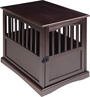 Best dog crate wood furniture Reviews
