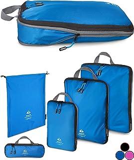 Bolsas de compresión Outdoor Panda, muy ligeras, cubos de embalaje para mochila y maleta, impermeable, sirve como organiza...