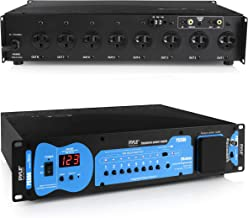 Pyle PS900 Audio/Video AC Power Conditioner, Voltage Filter, Noise/Interference Elimination, Processor Sequencer with 3-Prong Outlet Plugs