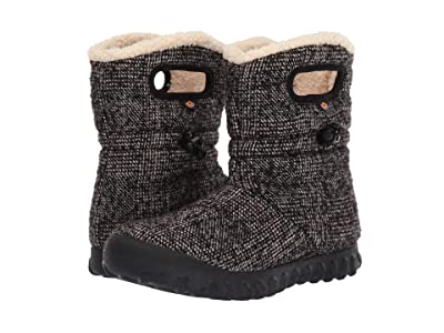 Bogs B Moc Mid Woven (Black Multi) Women