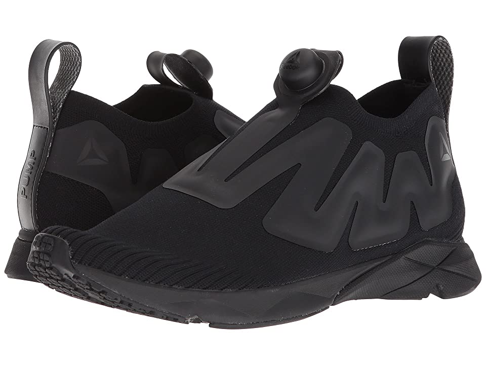 Reebok Pump Supreme ULTK (Black/Black) Athletic Shoes