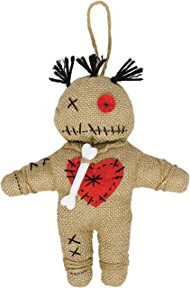 amscan witch doctor voodoo muñeca accesorio de fiesta