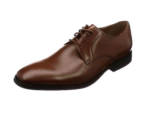 TALLA 42.5 EU. Clarks Gilman Lace, Zapatos de Cordones Derby Hombre
