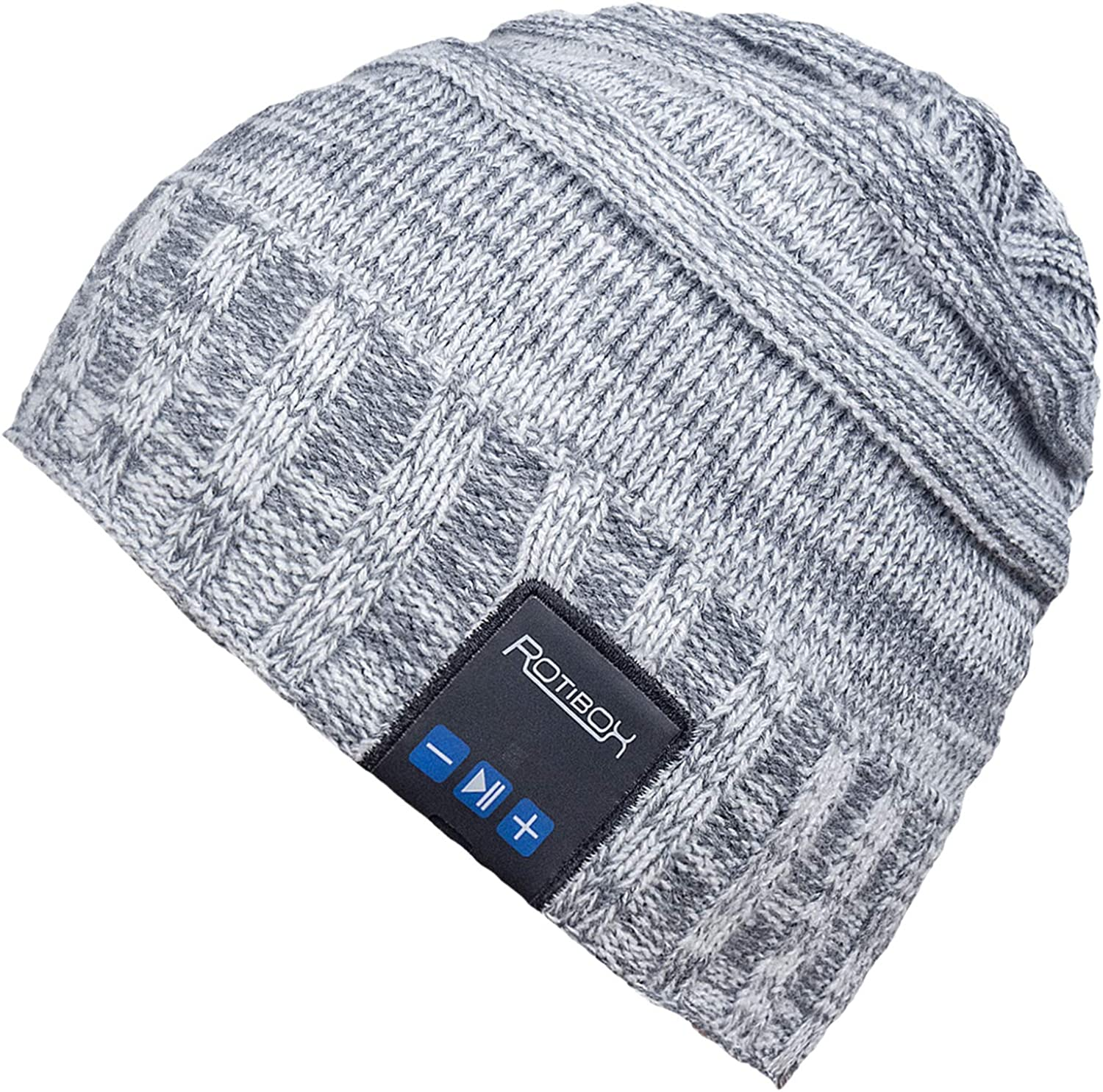 Mydeal Wireless Bluetooth Beanie Hat Music with Branded goods Cap Head San Antonio Mall Knitted