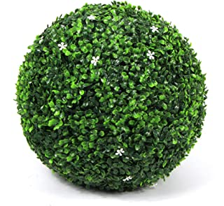 Best small artificial boxwood balls Reviews
