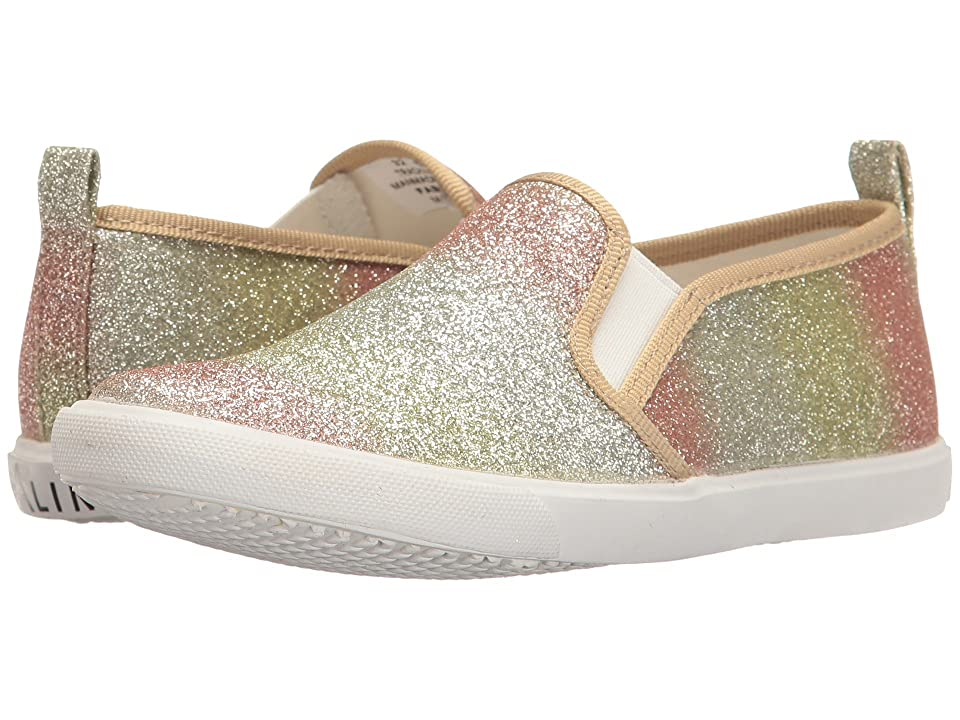 Amiana 6-A0864 (Toddler/Little Kid/Big Kid/Adult) (Gold Ombre Glitter) Girls Shoes
