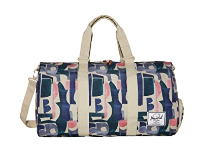 Herschel Supply Co. Novel (Abstract Block) Duffel Bags