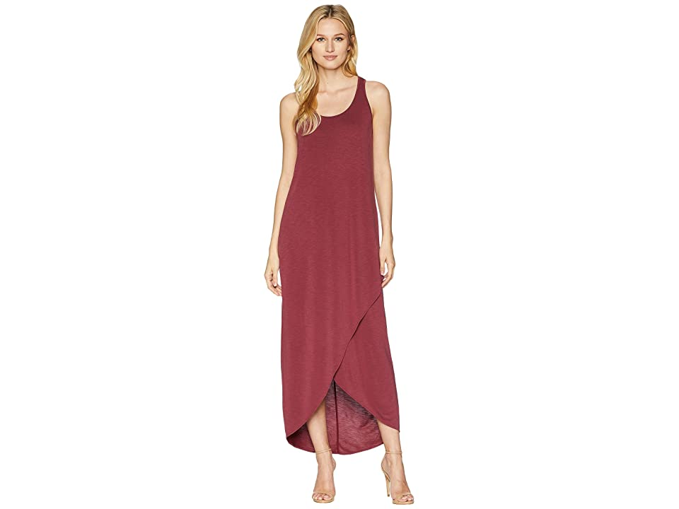 NIC+ZOE Relax Ride Dress (Washed Raisin) Women