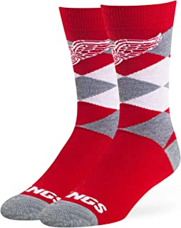 detroit red wing socks