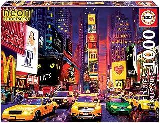 اديوكا لعبة الغاز تركيب تايم سكوير نيوفا يورك نيويورك 1000 قطعة