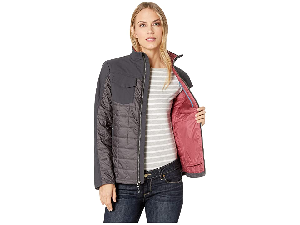Outdoor Research Prologue Refuge Jacket (Storm/Black) Women