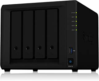 Synology DS418 4-bay Standard Series NAS