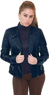 plus size biker jacket women