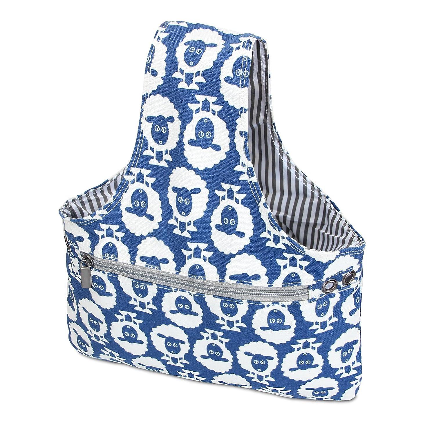 Teamoy Knitting Tote Bag(L12.2