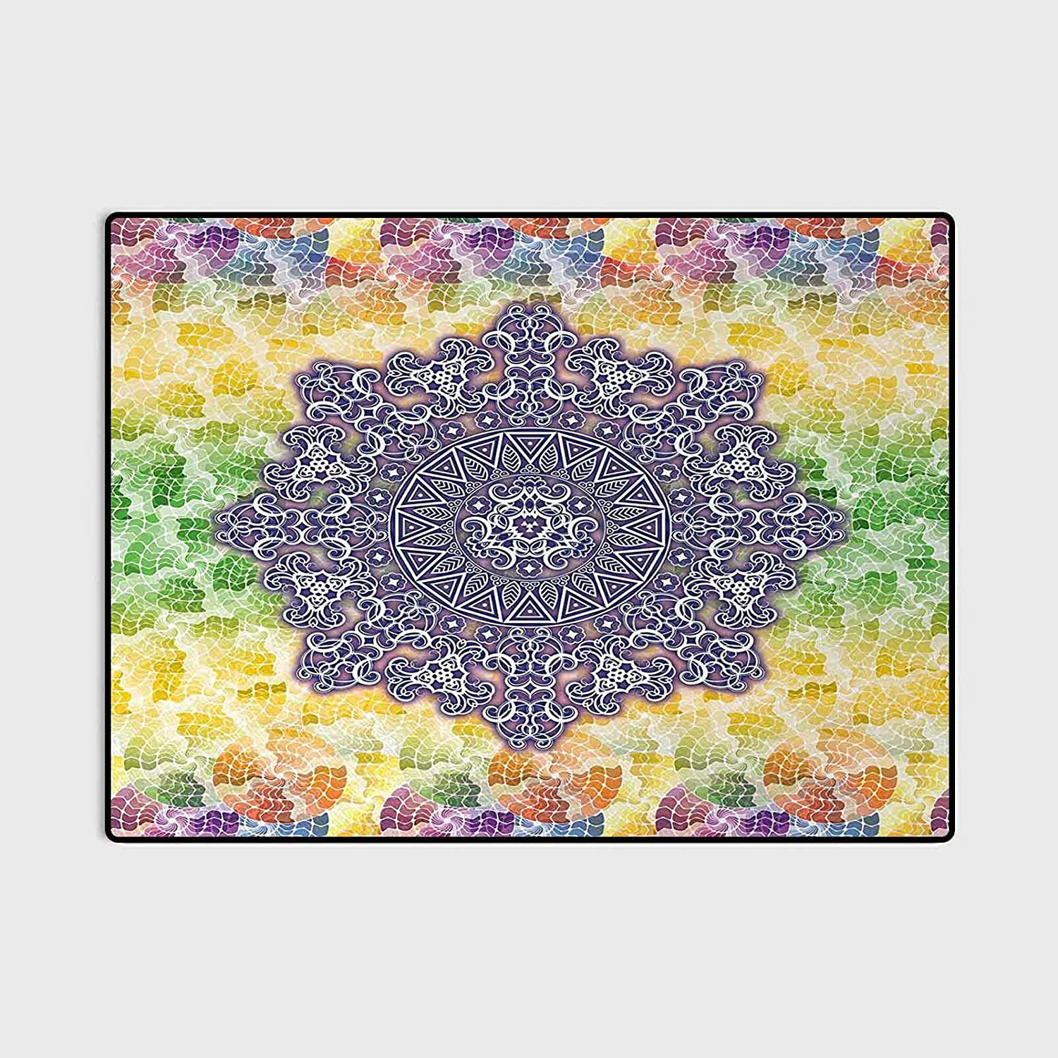 Hippie Outdoor Rugs for patios Finally popular brand Free shipping anywhere in the nation Tri and mats Kitchen Ancient