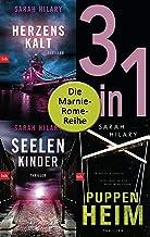 Die Marnie-Rome-Reihe Band 1-3: Herzenskalt / Seelenkinder / Puppenheim (3in1-Bundle): 3 Romane in einem Band (German Edit...