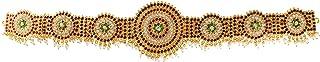 UG PRODUCTS Gold Plated Kemp Belt Bharatanatyam Jewellery for Women