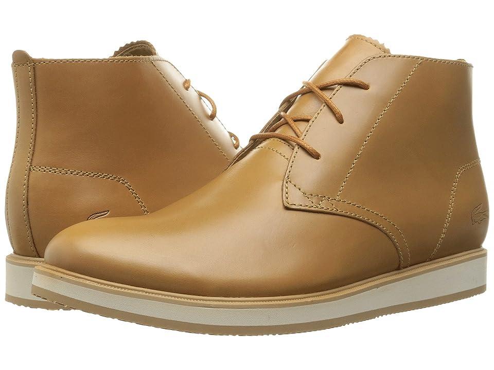 Lacoste Millard Chukka 316 1 (Light Brown) Men